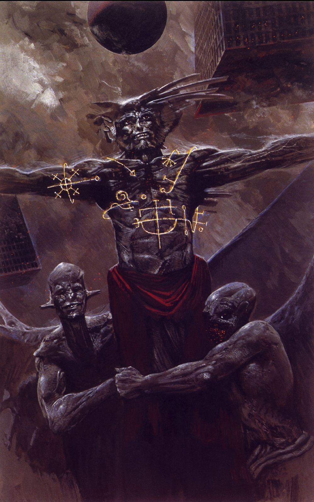 Wayne Barlowe: Belial in the New World