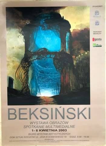 Polish Exhibition Poster