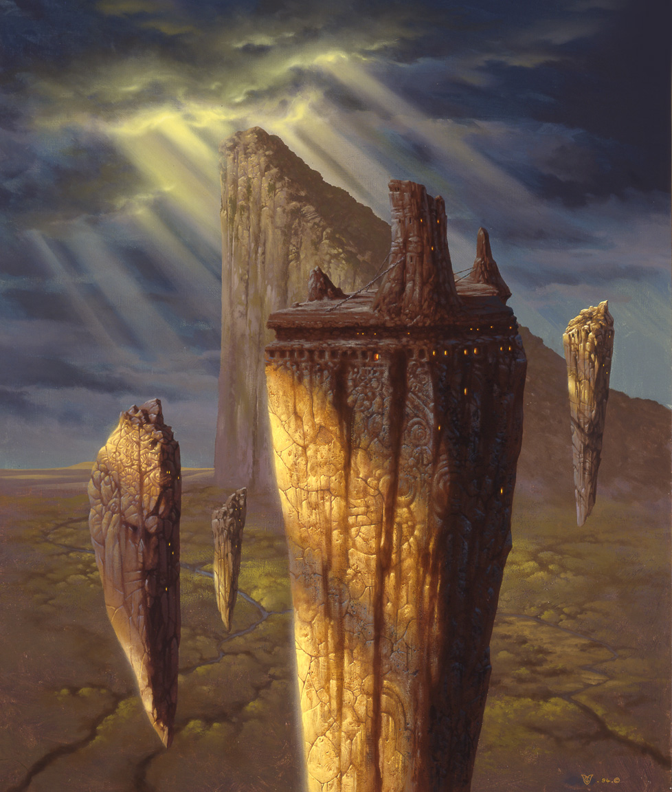 Darklands by Christophe Vacher