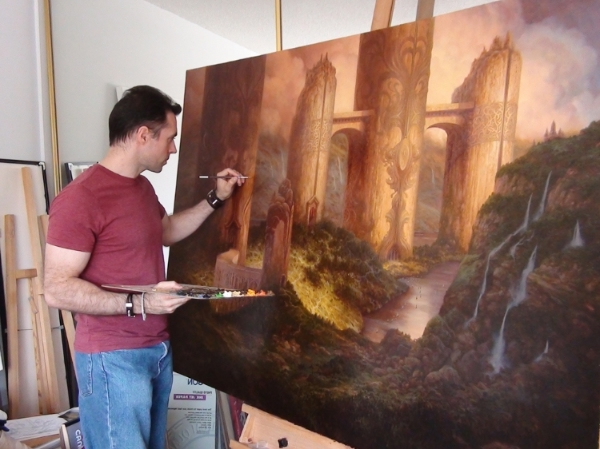Christophe Vacher Morpheus Gallery
