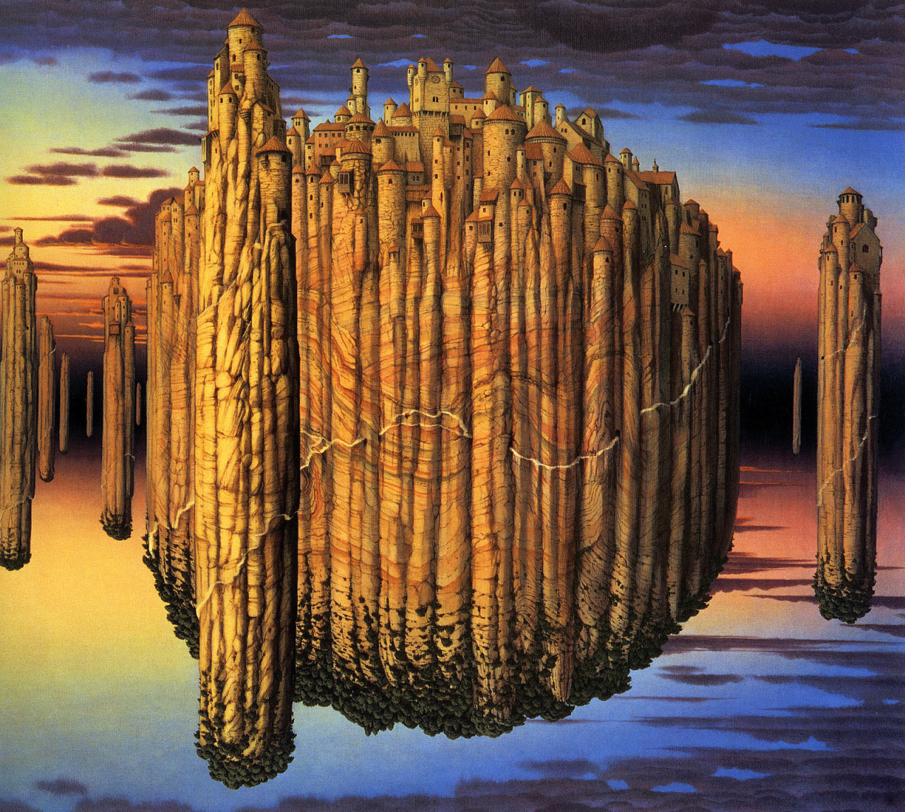 YERKA Theory of Tension Morpheus Fine Art