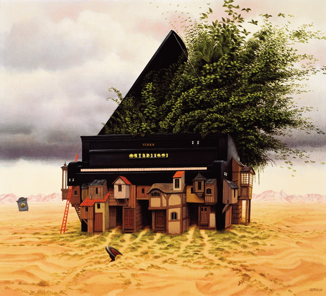 YERKA The Piano Morpheus Gallery