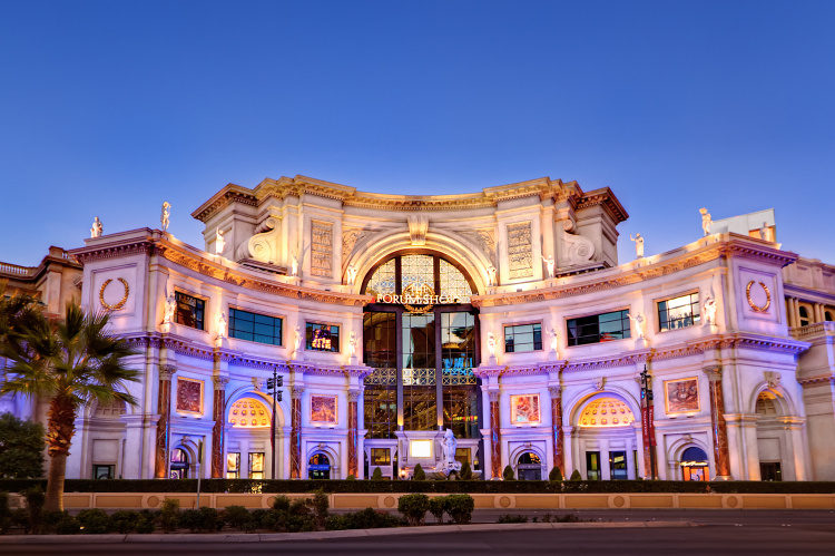 Gallery of Music & Art - Forum Shops at Caesar's palace